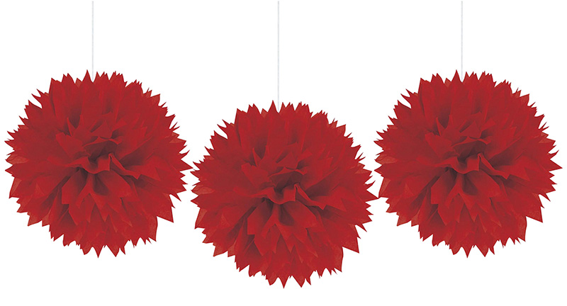 Pompons rot